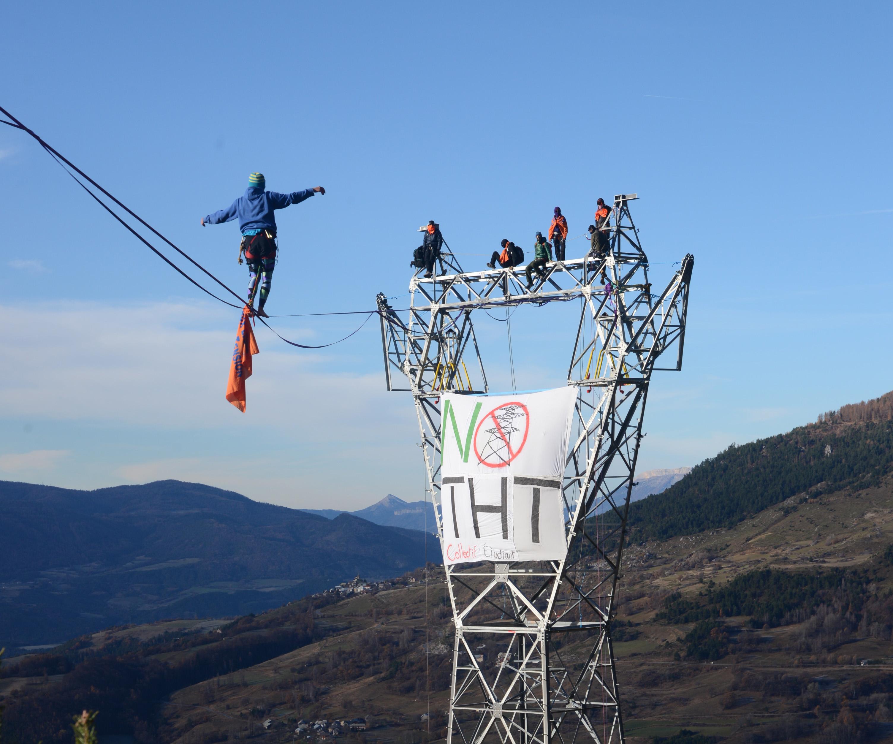 Mountain wilderness association nationale de protection for Haute durance